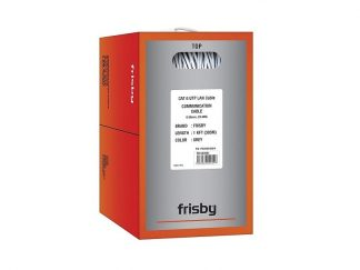 Frisby FR-CAT601 CAT-6 305m 23 Awg Gri Kablo