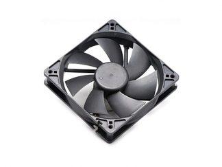 Akasa DFS122512L ATX Kasa Fanı 12cm Klasik Siyah