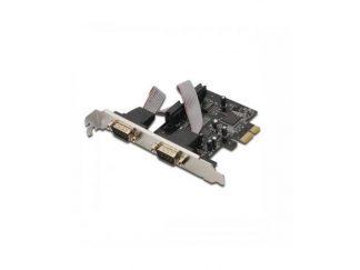 Digitus DS-30000-1  2 Port Seri PCI Express Kartı