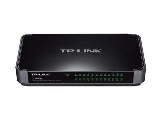 Tp-Link TL-SF1024M 24-Port 10/100Mbps Desktp Swit*