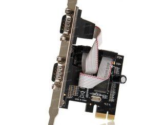 Dark DK-AC-PERS232 2 Port Seri Bağl. PCI Express