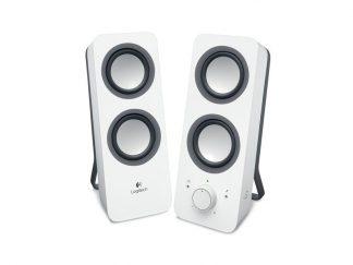 Logitech Z200 1*1 Hoparlör Beyaz 980-000811