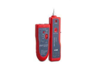 S-Link SL-KB10 Lüks Çantalı Kablo Bulucu ve Tester