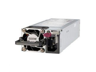 HPE 865408-B21 500W FS Plat Ht Plg LH Pwr Sply Kit