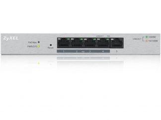 Zyxel GS1200-5 5 PORT 5x10/100/1000 WEB YONETİLEBİ