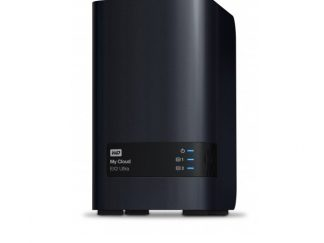 WD 12TB My Cloud EX2 Ultra Nas WDBVBZ0120JCH-EESN