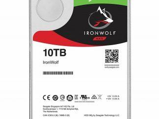 "Seagate 10TB IronWolf 3.5"" 7200 256M ST10000VN0008"