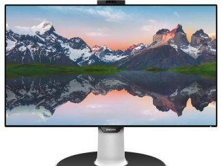 """Philips 31.5"""" 329P9H/00 5ms 4K Type-C Webcam IPS"""