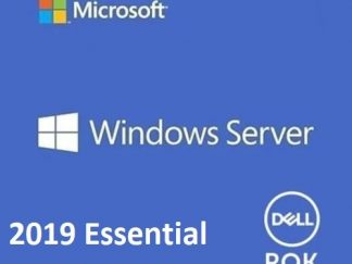 Dell Win Server 2019 Essential ROK (25 Kullanıcı)