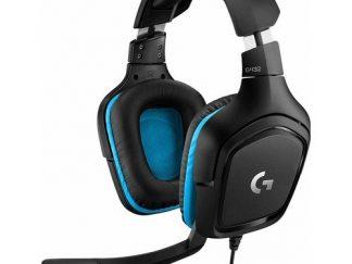 Logitech G432 Kablolu Gaming Kulaklık 981-000770