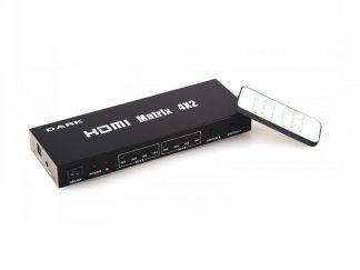 Dark DK-HD-SW4X2 Full HD HDMI Switch (Seçici)