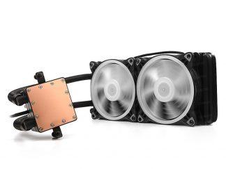 Dark AquaForce W242R İntl ve AMD RGB Sıvı Sğtm