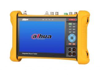 """Dahua PFM906 Ağ Test Cihazı 7"""" TFT Ekran"""