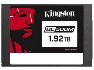 "Kingston 1.92TB DC500M 2.5"" 555/525 SEDC500M/1920G"