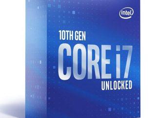 Intel Comet Lake i7 10700K 1200Pin Fansız (Box)