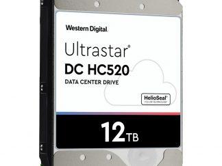 "WD 12TB Ultrastar 3.5"" 7200Rpm 256M Enterp 0F30146"