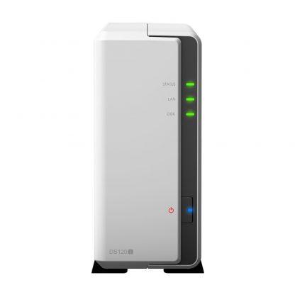 Synology DS120J NAS Server 1 Adet-3.5 Disk Destekl