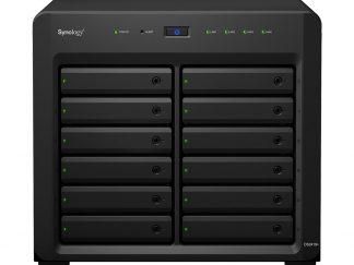 Synology DS2419PLUSII NAS Server 12 Adet-3.5 Disk