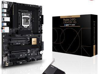 Asus Proart Z490-Creator 1200P Hdmi Dp