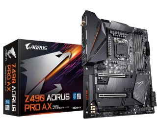 Gigabyte Z490 Aorus Pro AX 1200P Hdmi Usb3.2
