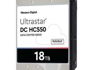 "WD 18TB Ultrastar 3.5"" 7200Rpm 512M Enterp 0F38459"