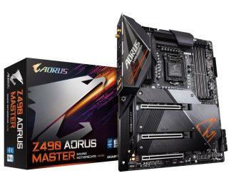 Gigabyte Z490 Aorus Master 1200P Hdmi Usb3.2