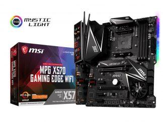 MSI Mpg X570 Gaming Edge Wifi AM4 Ryzen DDR4