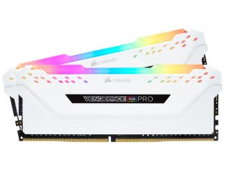 Corsair 16GB D4 (2x8) 3000 RGB CMW16GX4M2C3000C15W