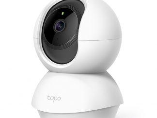Tp-Link Tapo C200 Gece Görüşlü PTZ 360 Wi-Fi Cam