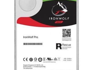 """Seagate 12TB IronWolf Pro 3.5"""" 256MB ST12000NE0008"""