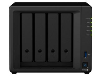 Synology DS920PLUS NAS Server 4 Adet-3.5 Disk Dest