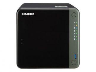 QNAP TS-453D-4GB  RAM 4 Hdd Yuvalı Tower NAS