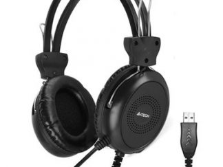 A4-Tech HU-30 Mikrofonlu USB Kulaklık