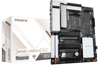 Gigabyte B550 Vision D AM4 Ryzen DDR4 Hdmi Dp