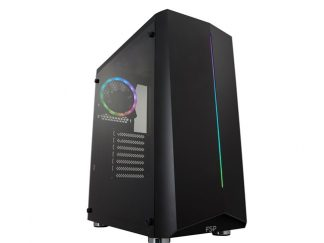 FSP CMT151 Gaming Mid Tower (450W)