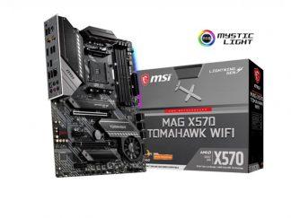 MSI Mag X570 Gaming Tomahawk Wifi AM4 Ryzen DDR4