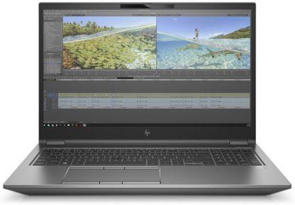 HP ZbookFURY 119X1EA i7-10750-15.6'-16G-512sd-4G-W