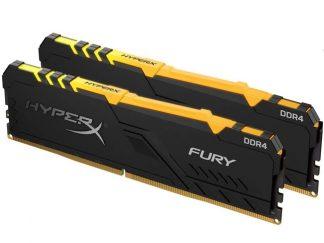 Kingston 64GB 4x16 HypX 3600 RGB HX436C18FB4AK4/64