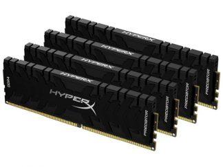 Kingston 128G 4x32 HyperX 3600 HX436C18PB3K4/128