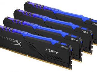 Kingston 64GB 4x16 HypX 3200 RGB HX432C16FB3AK4/64
