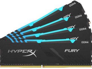 Kingston 128G 4x32 HyperX 3000 HX430C16FB3AK4/128