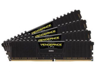 Corsair 32GB D4 (4x8) 3200Mhz CMK32GX4M4Z3200C16