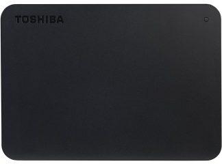 """Toshiba 2TB Canvio Basic 2.5"""" Usb 3.2 HDTB420EK3AB"""