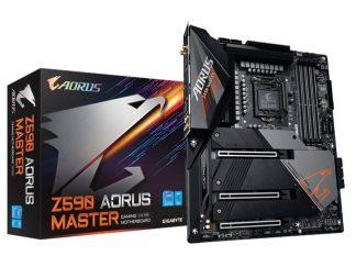 Gigabyte Z590 Aorus Master 1200P Dp Usb-C