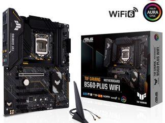 Asus Tuf Gaming B560M-Plus Wifi 1200P Hdmi Dp
