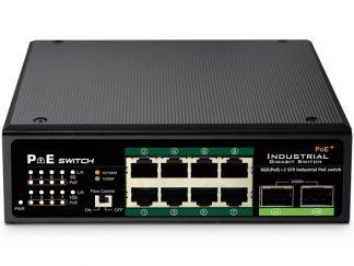 Digitus DN-651110 8 Port Gigabİt PoE 2 Port SFP