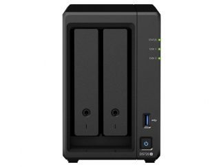 Synology DS720PLUS NAS Server 2 Adet-3.5 Disk Dest