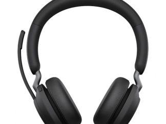 Jabra Evolve2 65 Link380a MS Stereo Siyah