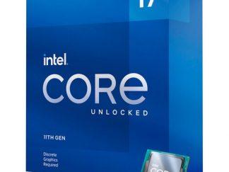 Intel Rocket Lake i7 11700KF 1200Pin Fansız (Box)