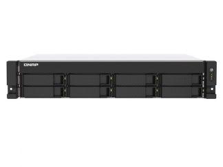 QNAP TS-873AU-RP-4GB  RAM 8 Hdd Yuvalı RACK NAS